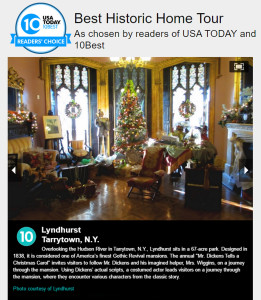 USA Today 10 Best Lyndhurst 2015